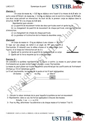 Fichier PDF dynamique du point