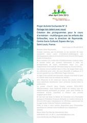 after april 24th 2015 lettre les gribouilles