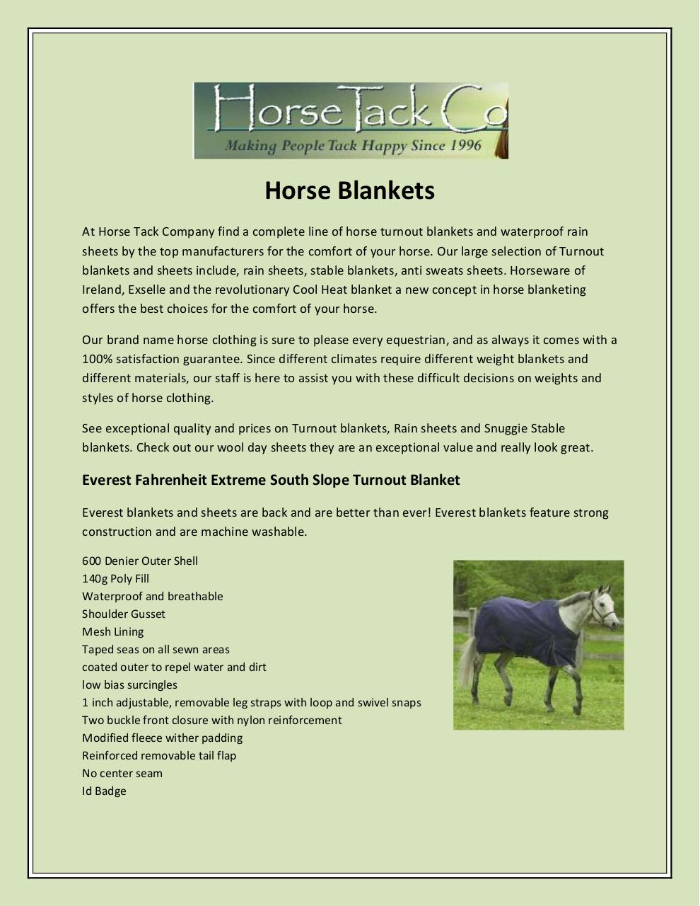 Horse Blankets.pdf - page 1/2