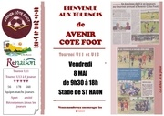tournoi u13 d avenir cote foot 2015
