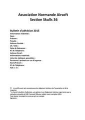 adhesion 2015