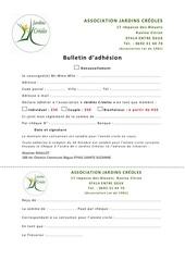 Fichier PDF bulletin d adhesion jardins creoles
