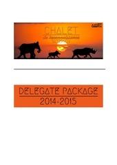 delegate package