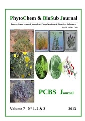 phytochem biosub journal vol 7 3 2013