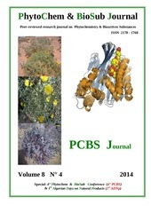 phytochem biosub journal vol 8 4 special 2014