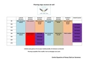 planning stage noel