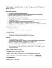 Fichier PDF notes du cours