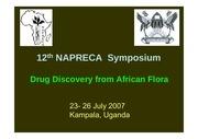 rasoanaivo drug discovery in madagascar