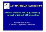 rasoanaivo natural product and drug discovery