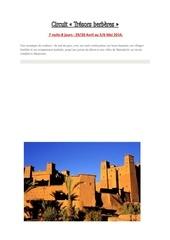 Fichier PDF aster maroc