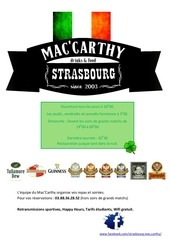 carte mac carthy