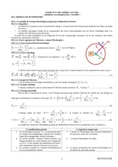 cours 3 2 de chimie 1 modele de rotherford