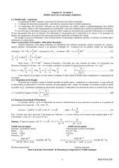 cours 4 de chimie 1 modele base sur la mecanique endulatoire