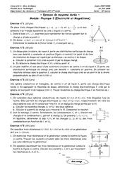examen corrige phys 2 1ere annee st 07 08