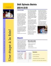 defi sylvain boivin 2014 15