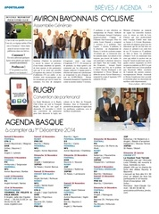 sportsland pays basque 9 breves