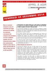 Fichier PDF appel a l action