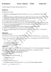 Fichier PDF serie d exercices isometries bac math