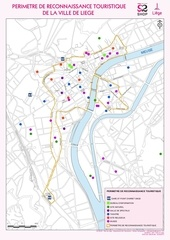 carte perimetre reconnaissance touristique rues