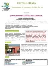 Fichier PDF cchm emploi a pourvoir maison medicale ch teau chinon 3