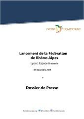 Fichier PDF dossier de presse rhone alpes front democrate