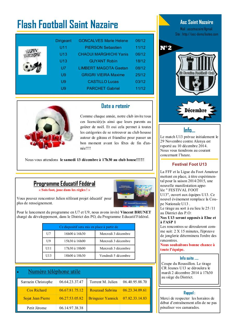 Aperçu du document Newsletter decembre.pdf - page 1/1