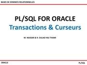 Fichier PDF pl sql partie 2 transactions cursuers