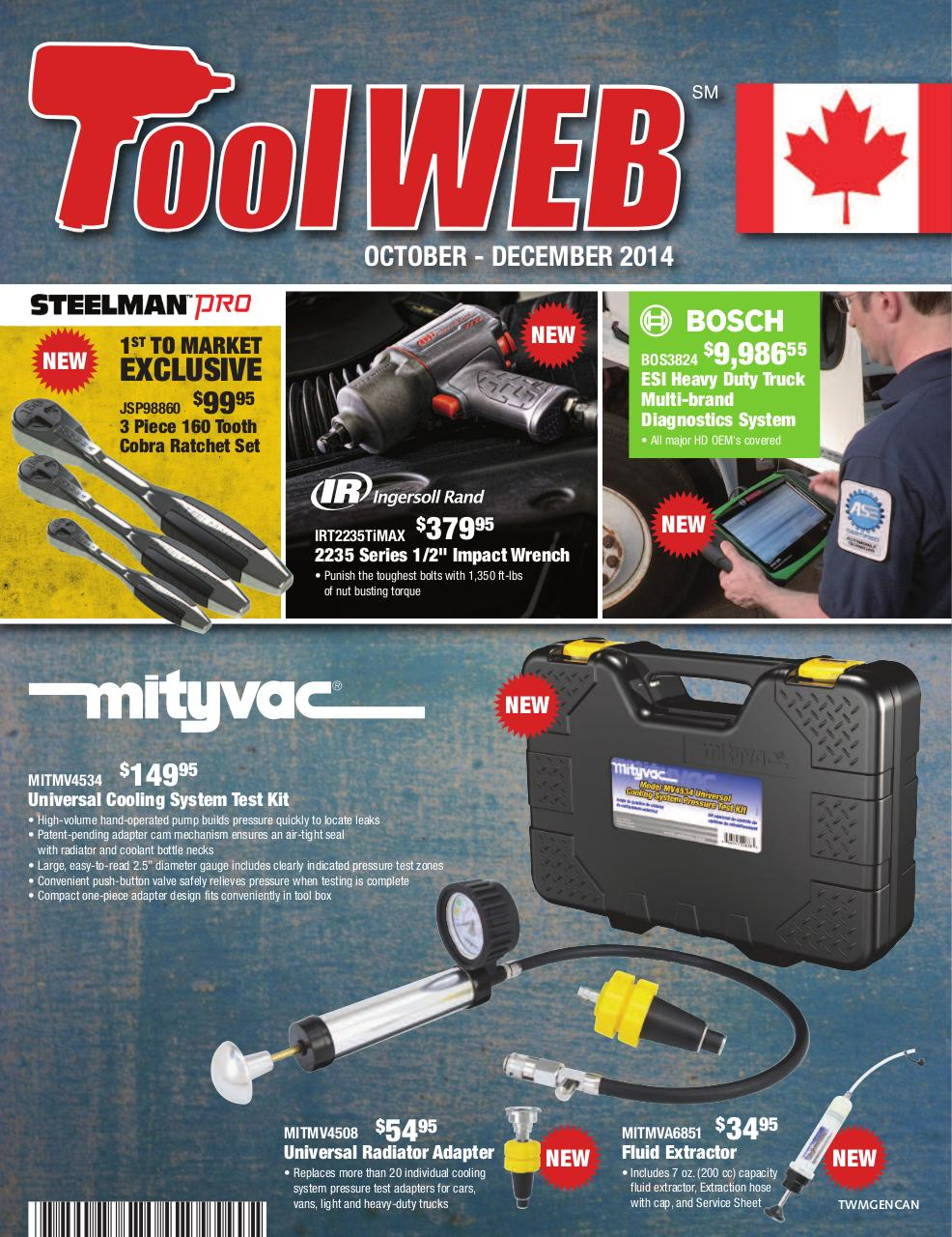 Aperçu du document Q4 Oct-Dec 2014 ToolWEB - Canada.pdf - page 1/180