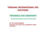 tribunal international des evictions mode de compatibilite