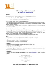 Fichier PDF internship international office of university of burgundy