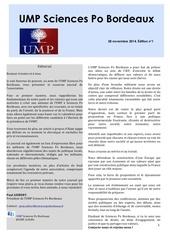 journal ump sciences po