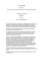 ley34de1994 1