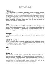 Fichier PDF battlefield