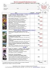 bon cde productions la loure offre noel 2014