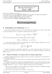 dselectromagnetisme