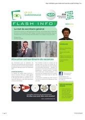 flash novembre