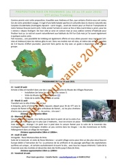 Fichier PDF projet vtt trek roumanie 2015