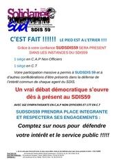 tract election cap et ct
