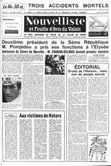 nouvelliste 21 6 1969