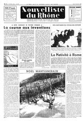nouvelliste 27 12 1962
