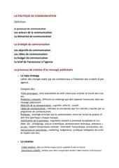Fichier PDF la politique de communication