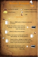 recette french version