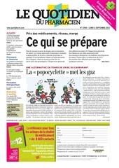 quotidien du pharmacien 03092012