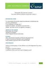 revue presse isupnat decembre2014 1