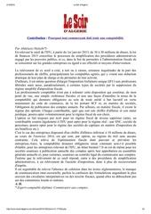 Fichier PDF contribution le soir d algerie