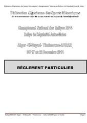 Fichier PDF regl rallye adrar 2014