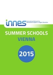 summer school vienna catalogue