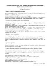 bibliographie indicative cnrd 2014 2015