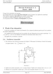 ds electronique
