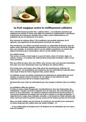 Fichier PDF le fruit magique contre le vieillissement cellulaire